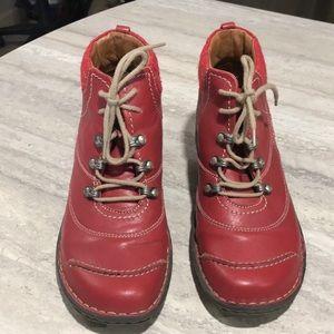 Josef Seibel High Cut Shoes